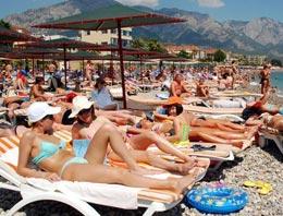 Bozcaada'ya Bayramda Turist Akını !