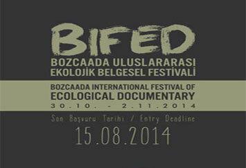 Uluslararası Ekolojik Belgesel Film Festivali İlk Kez Bozcaada'da !
