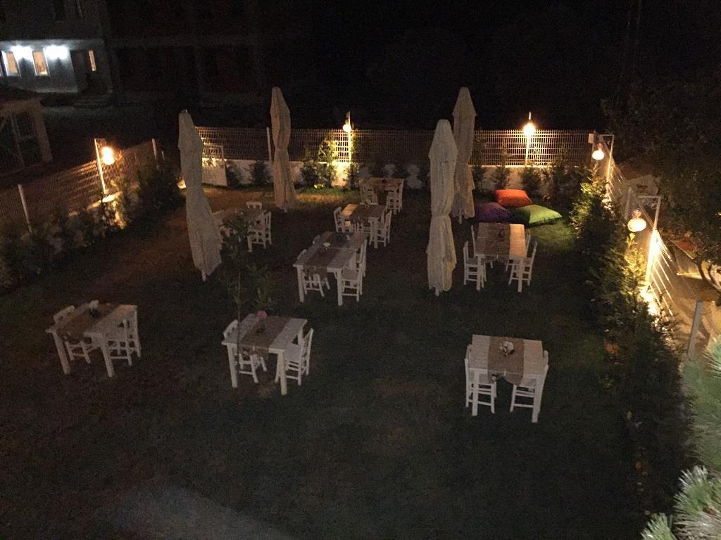 Garden Ada Otel (Şimdi Açık )