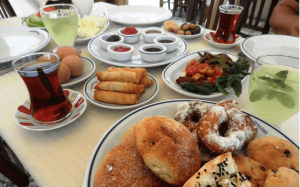 ataol çiftliği kahvalti