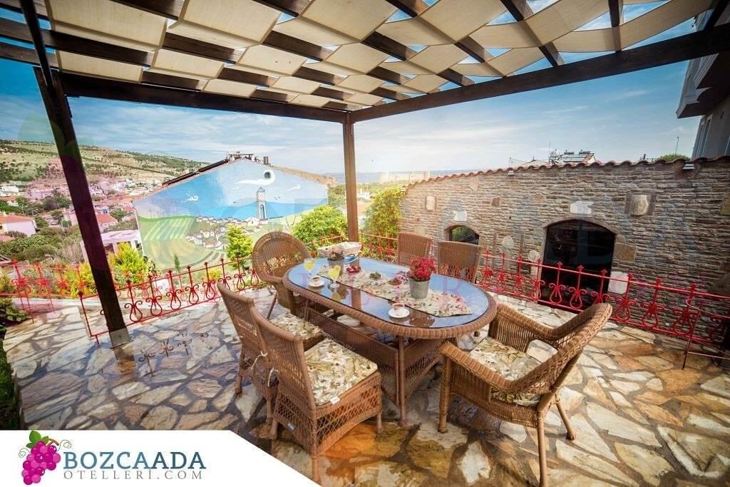 Bozcaada Otel Rezervasyon