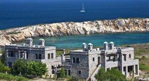 Bozcaada Deniz Kenarı Otelleri!