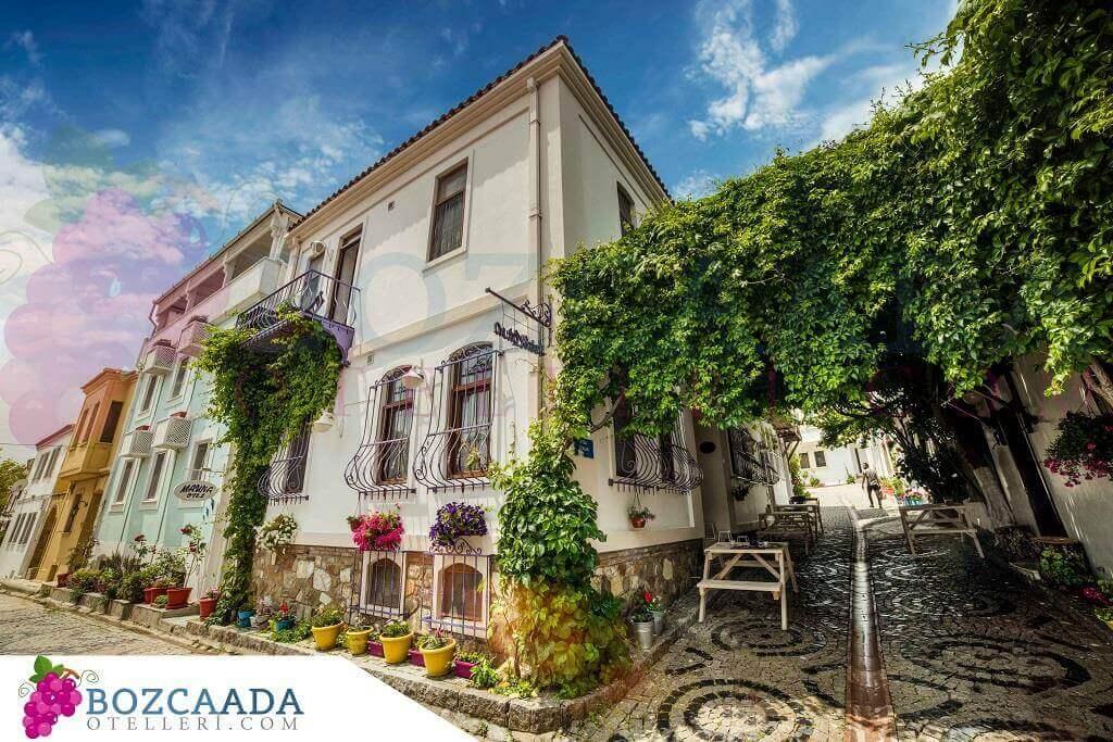 Bozcaada Konaklama Fiyatları Bozcaada Otelleri