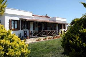 Çanakkale Bozcaada Bağ Evleri